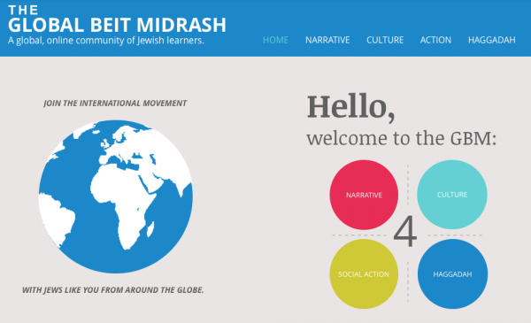 Creating connections: The Global Beit Midrash