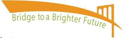 New Organization: Bridge to a Brighter Future