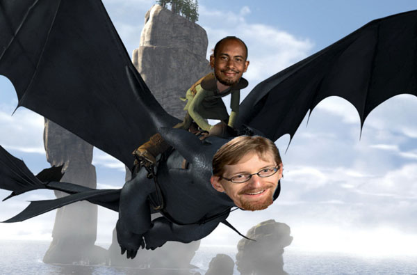 Is Mr. Kates a Dragon?