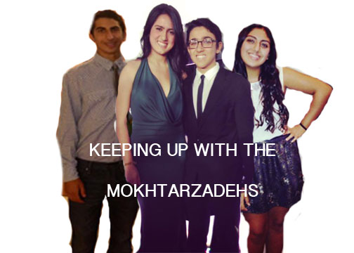 Keeping Up with the Mokhtarzadehs to Air on Oxygen