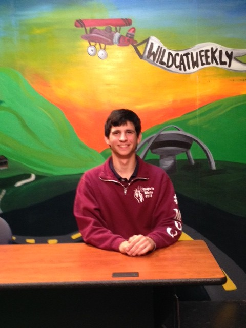 Student Q & A: Eytan Wallace '14