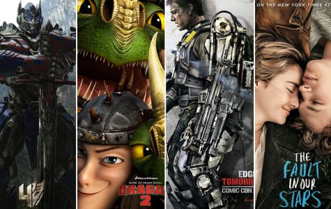 Top 5 Movies To See This Summer