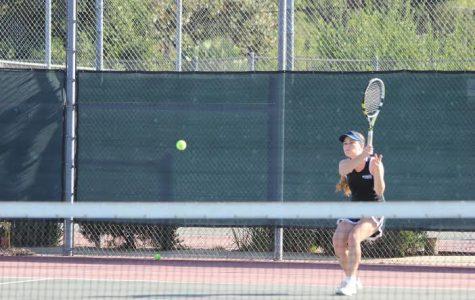 Spotlight Fall Sports Captains: Tennis