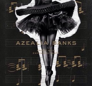 Music Review: Azealia Banks' Broke with Expensive Taste