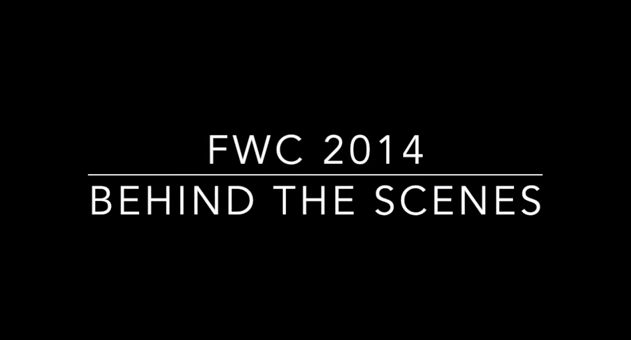 Behind the Scenes of Fashion With Compassion 2014