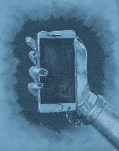 Drawing by Leeat Elkayam '15