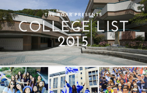 The 2015 College List