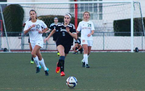 Girls Soccer: A Team of Ballers