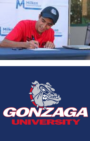 Sam Feit '16 Ends Speculation, Commits to Gonzaga University