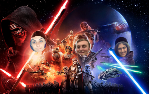 The Force Awakens in Star Wars