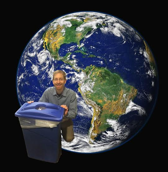 Mr. Kates and His Gallant Crusade to Save the Earth
