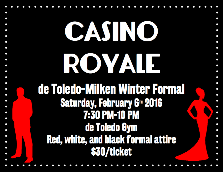 Milken and de Toldeo Join Forces for Winter Ball 2016