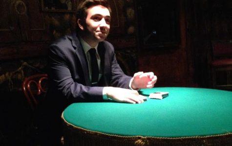 Zach Davidson: The Magic Man