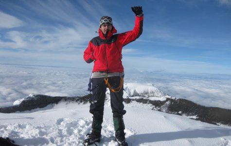 Sr. Requejo: Wilderness Explorer and Milken Spanish Teacher