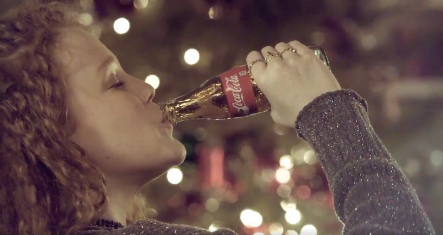 Senior+Sleighs+in+Coca-Cola+Campaign