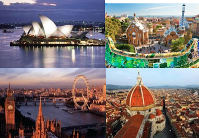 Study Abroad with Milken in Europe and Australia