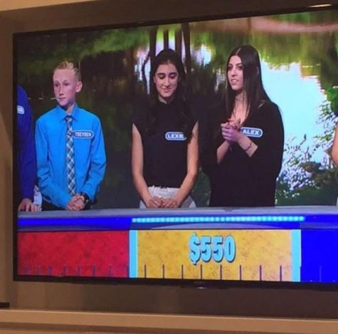 Milken Senior Spins the Wheel of Fortune