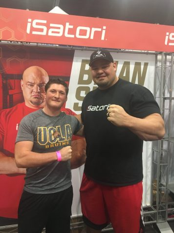 Jordan Kalman with Brian Shaw, The World