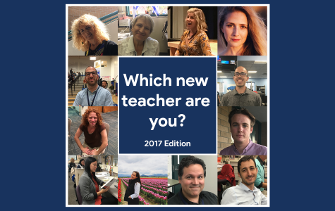 QUIZ: Which new teacher are you?