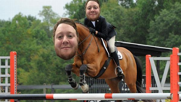Equestrian is Mandatory!