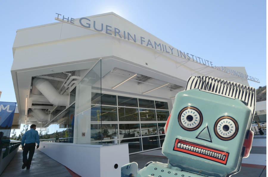 Guerin to 3D Print Students to Use the Guerin