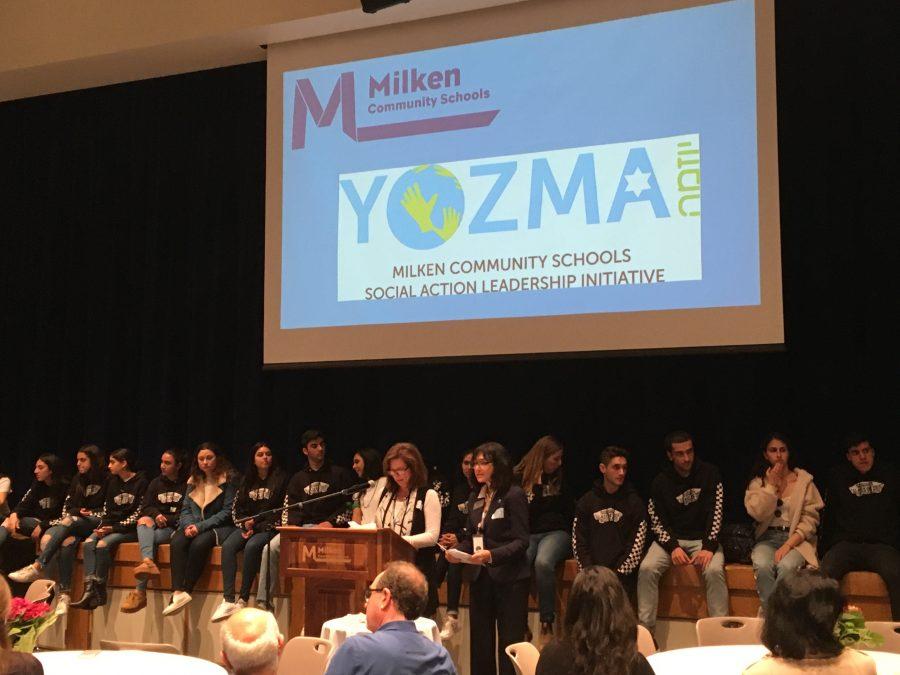 Milken Celebrates Social Action