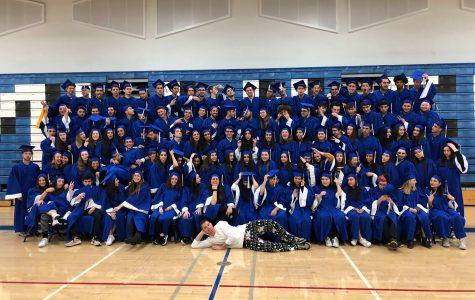 Class of 2018 College List