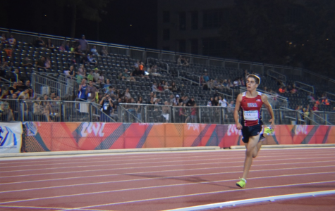 Track star Noah Safer-Brickman's progress, setbacks, and goals as a Milken athlete
