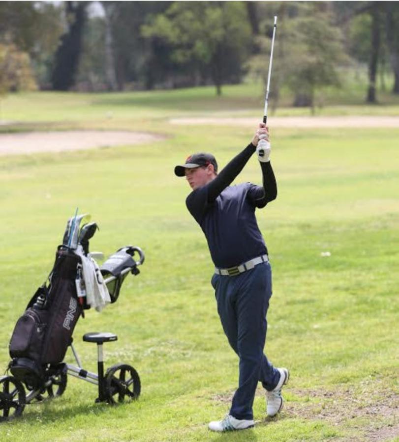 Griffin Feldman: Golfer Extraordinaire