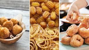 The Roar Hanukkah Series: Food