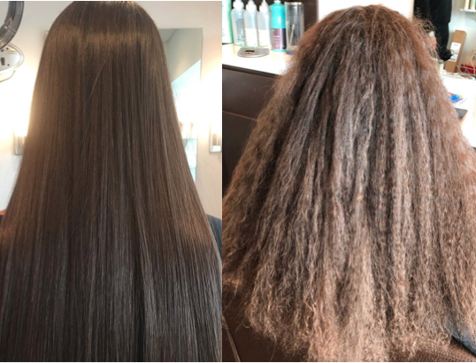 My experience with hair straightening treatments