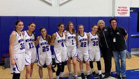 Milken Girls Varsity makes Quarterfinal run for the first time in 12 years