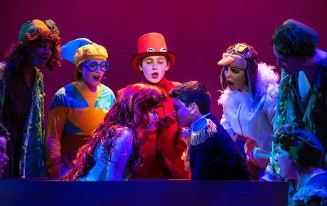 "Milken Middle School's Production of ""The Little Mermaid"""