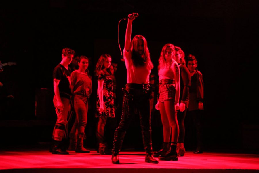 Spring musical: Bloody Bloody Andrew Jackson