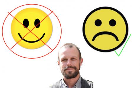 Dr. Holton denounces Positive Psychology, founds new Negative Psychology Department