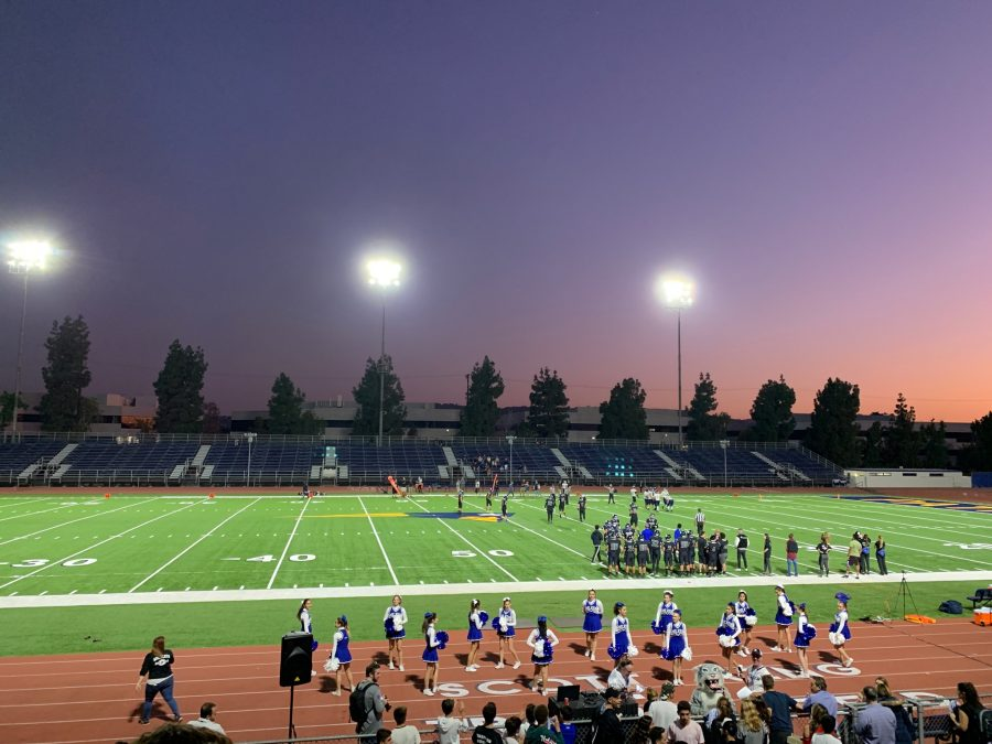 Milken Homecoming Football Game