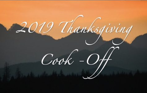 Thanksgiving Cook-Off 2019