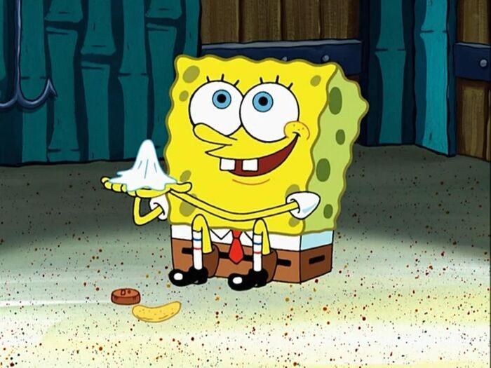 Image from SpongeBuddy Mania