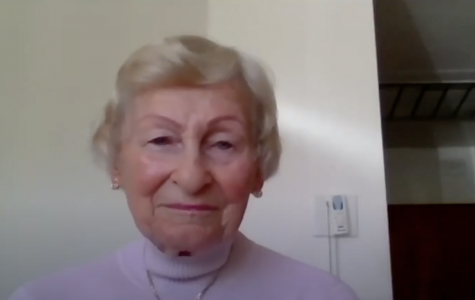Being Grateful During Difficult Times: Advice from Holocaust Survivor Eva Perlman
