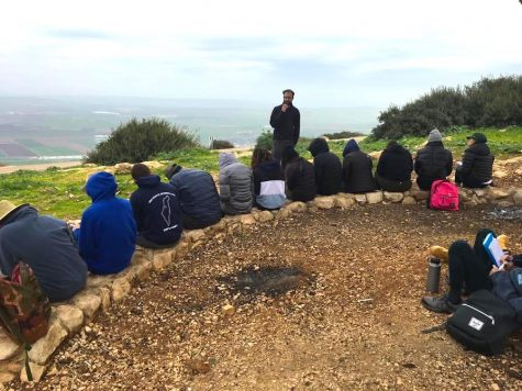 Photo courtesy of Gabriel Meyerson taken on Tiferet Fellowship trip 2019