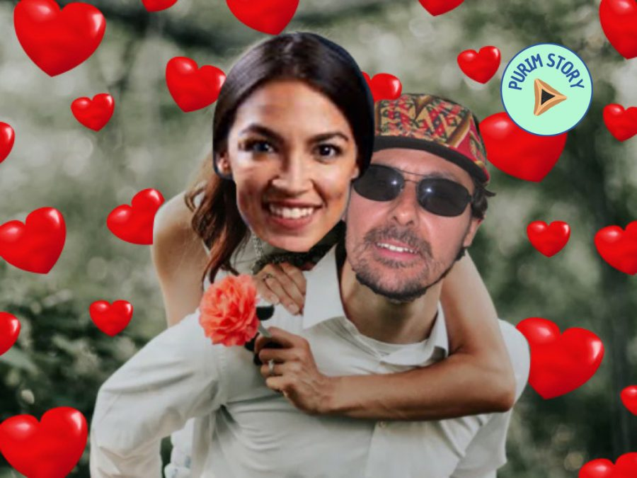 Engagement photos of the pair were leaked to the press!