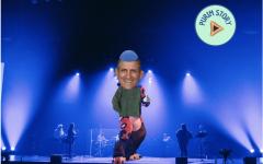 Rabbi BK Performs on 'The Masked Singer' Inspiring World Unity